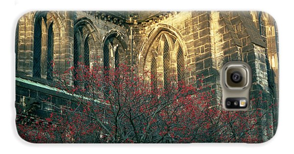 Sunlit Glasgow Cathedral Galaxy S6 Case
