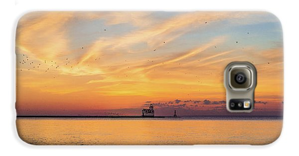 Galaxy S6 Case featuring the photograph Sunrise And Splendor by Bill Pevlor