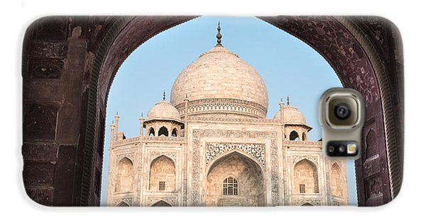 Sunrise Arches Of The Taj Mahal Galaxy S6 Case