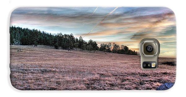 Sunrise Over Ft. Apache Galaxy S6 Case