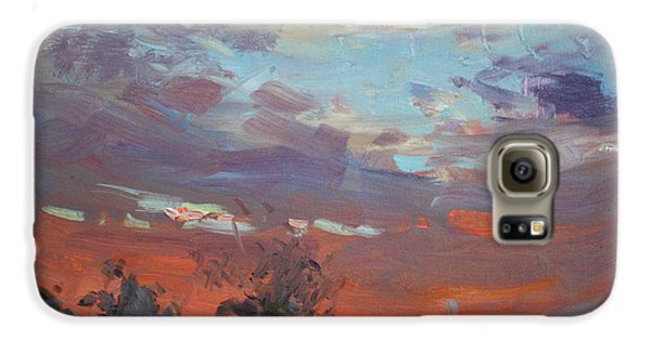 Georgetown Galaxy S6 Case - Sunset After Thunderstorm by Ylli Haruni