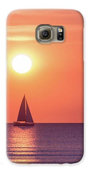 Sunset Dreams Galaxy S6 Case