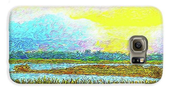 Sunset Ecstasy Galaxy S6 Case by Joel Bruce Wallach