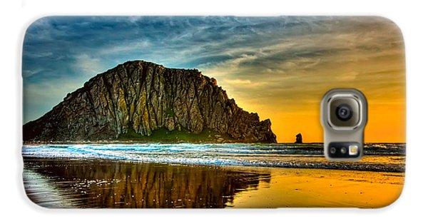 Sunset On The Rocks Galaxy S6 Case