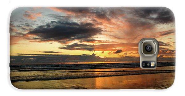 Sunset Split Galaxy S6 Case