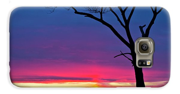 Sunset Sundog  Galaxy S6 Case