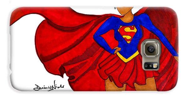 Superwoman I Am  Galaxy S6 Case by Diamin Nicole