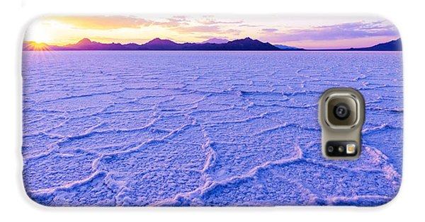 Desert Galaxy S6 Case - Surreal Salt by Chad Dutson