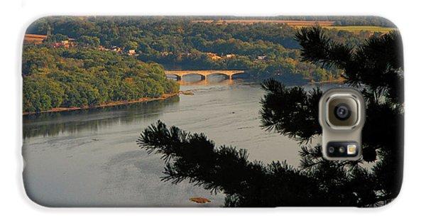 Susquehanna River Below Galaxy S6 Case