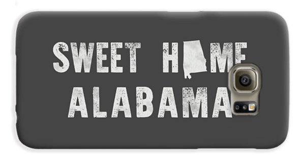 Sweet Home Alabama Galaxy S6 Case by Nancy Ingersoll