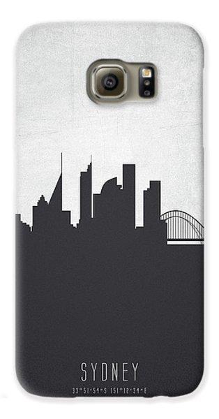 Sydney Australia Cityscape 19 Galaxy S6 Case