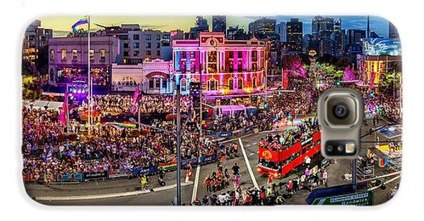 Sydney Gay And Lesbian Mardi Gras Parade Galaxy S6 Case