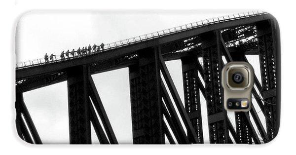 Sydney Harbour Bridge Galaxy S6 Case by Sandy Taylor