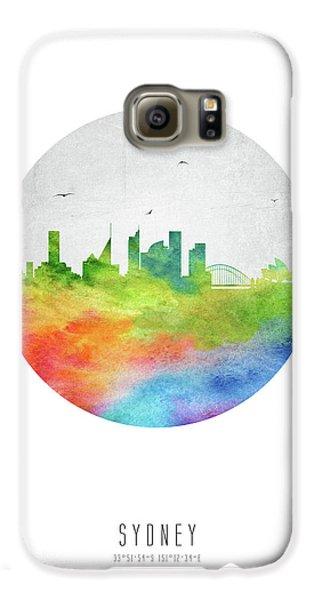 Sydney Skyline Ausy20 Galaxy S6 Case by Aged Pixel