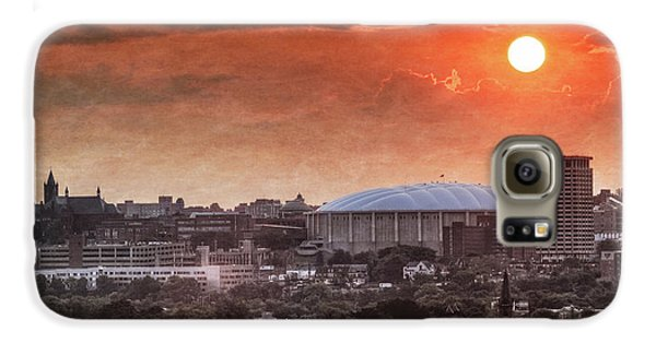 Syracuse Sunrise Over The Dome Galaxy S6 Case by Everet Regal