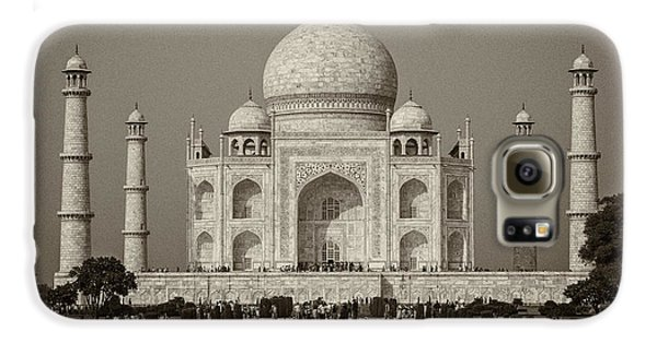 Taj Mahal Galaxy S6 Case