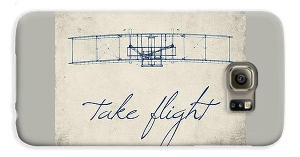 Take Flight Galaxy S6 Case by Brandi Fitzgerald