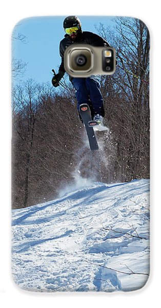 Galaxy S6 Case featuring the photograph Taking Air On Mccauley Mountain by David Patterson