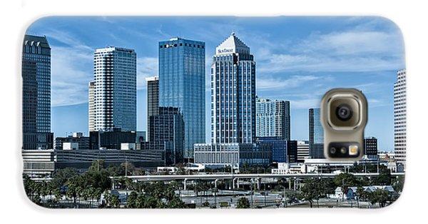 Tampa Bay Skyline Galaxy S6 Case