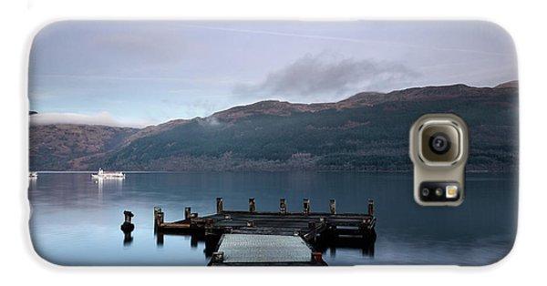 Tarbet Twilight Galaxy S6 Case by Grant Glendinning
