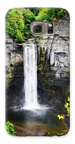 Taughannock Falls View From The Top Galaxy S6 Case