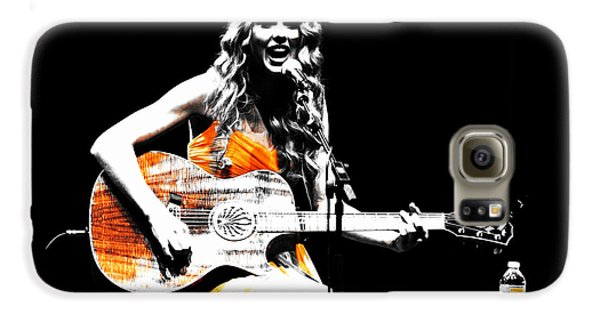Taylor Swift 9s Galaxy S6 Case by Brian Reaves