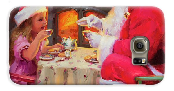 Magician Galaxy S6 Case - Tea For Two by Steve Henderson