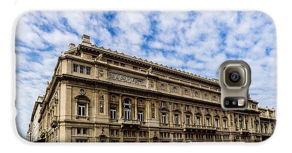 Teatro Colon Galaxy S6 Case
