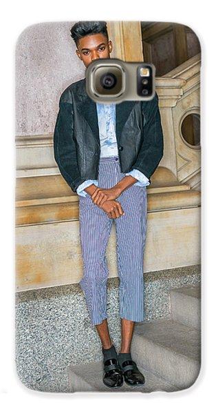 Teenage Boy Fashion 1504267 Galaxy S6 Case