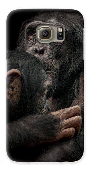 Tenderness Galaxy S6 Case by Paul Neville
