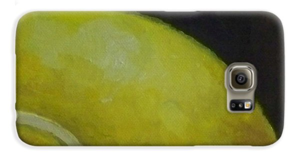 Venus Williams Galaxy S6 Case - Tennis Ball No. 2 by Kristine Kainer