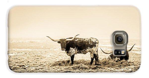 Texas Longhorns Galaxy S6 Case