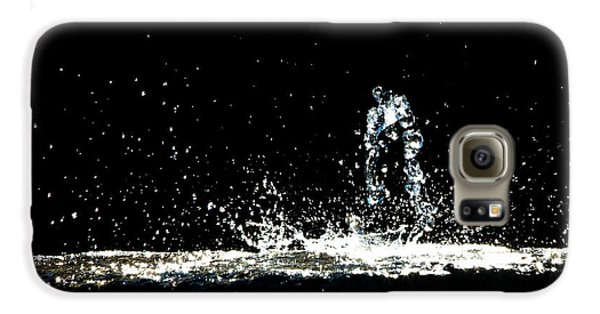 That Falls Like Tears From On High Galaxy S6 Case by Bob Orsillo