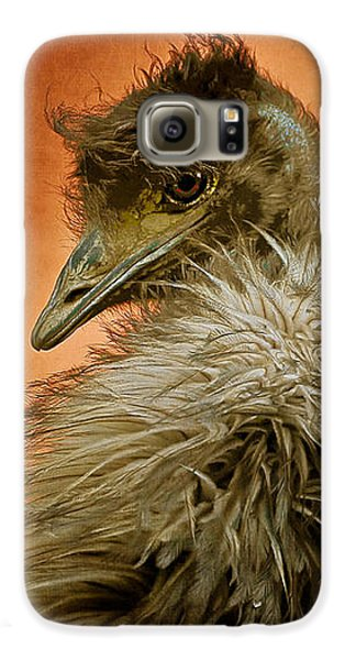 That Shy Come-hither Stare Galaxy S6 Case by Lois Bryan