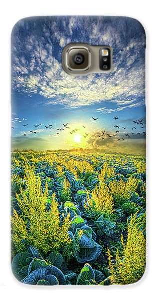 That Voices Never Shared Galaxy S6 Case by Phil Koch