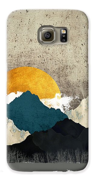 Landscapes Galaxy S6 Case - Thaw by Katherine Smit