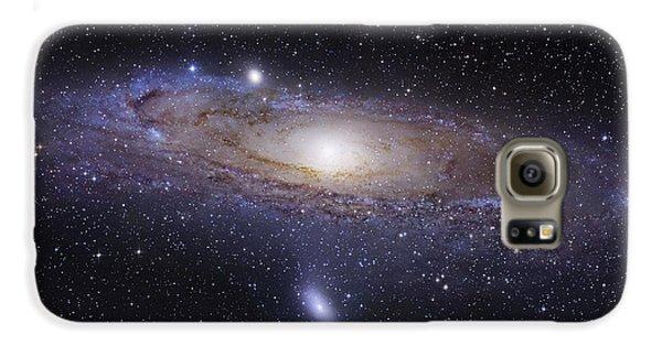 The Andromeda Galaxy Galaxy S6 Case
