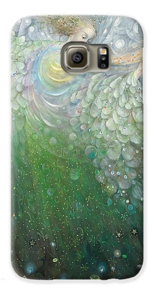 The Angel Of Growth Galaxy S6 Case by Annael Anelia Pavlova