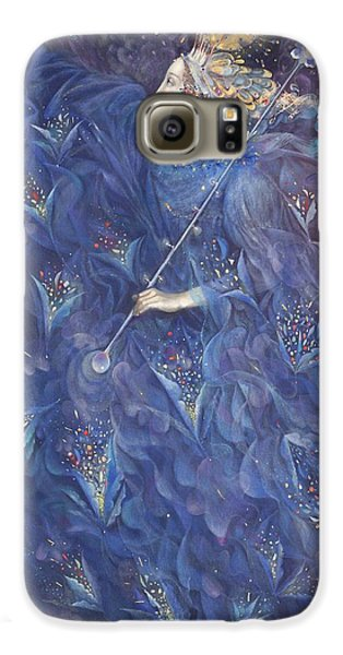 The Angel Of Power Galaxy S6 Case by Annael Anelia Pavlova