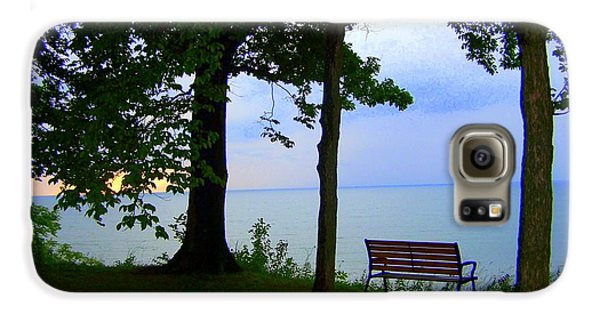 The Bluffs Bench Galaxy S6 Case
