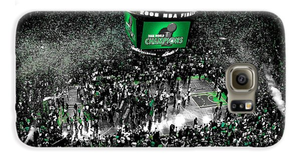 The Boston Celtics 2008 Nba Finals Galaxy S6 Case