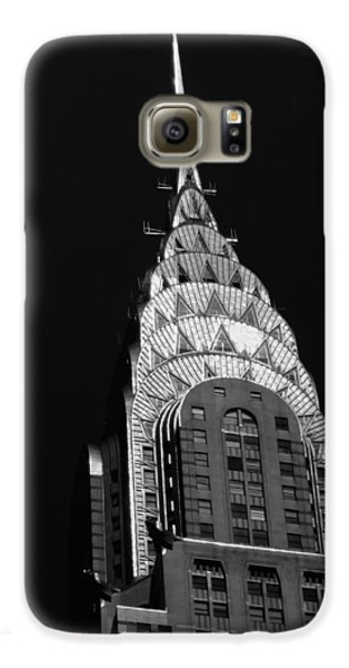 The Chrysler Building Galaxy S6 Case by Vivienne Gucwa