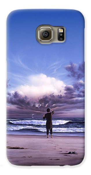 Seagull Galaxy S6 Case - The Conductor by Jerry LoFaro