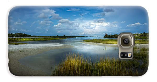 Mangrove Galaxy S6 Case - The Cove by Marvin Spates