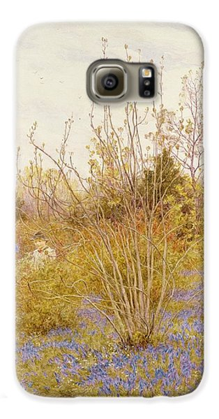 Cuckoo Galaxy S6 Case - The Cuckoo by Helen Allingham