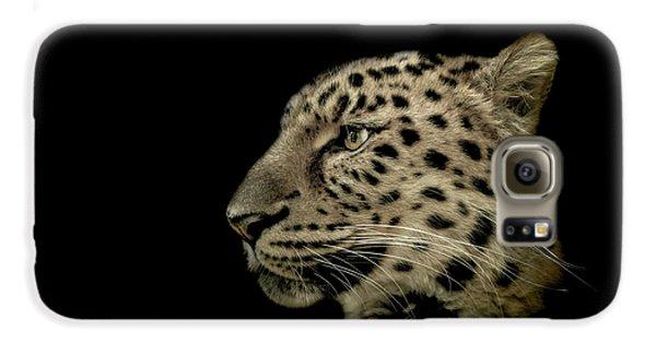 Leopard Galaxy S6 Case - The Defendant by Paul Neville