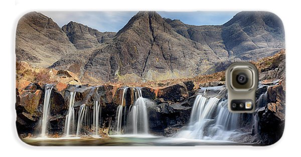 The Fairy Pools - Isle Of Skye 3 Galaxy S6 Case by Grant Glendinning