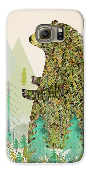 The Forest Keeper Galaxy S6 Case