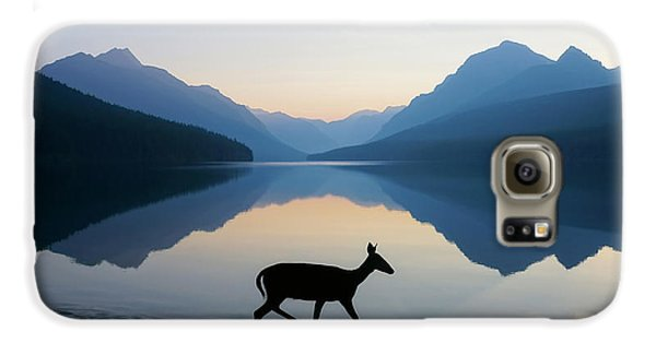 Mountain Galaxy S6 Case - The Grace Of Wild Things by Dustin  LeFevre