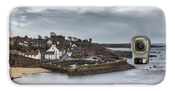 The Harbour Of Crail Galaxy S6 Case